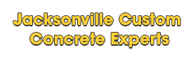 Jacksonville Custom Concrete Experts_colored-We offer custom concrete solutions including Polished concrete, Stained concrete, Epoxy Floor, Sealed concrete, Stamped concrete, Concrete overlay, Concrete countertops, Concrete summer kitchens, Driveway repairs, Concrete pool water falls, and more